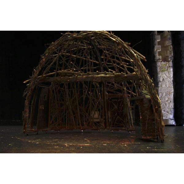 Beaver or Hermit Hut, LWW HHB Narnia