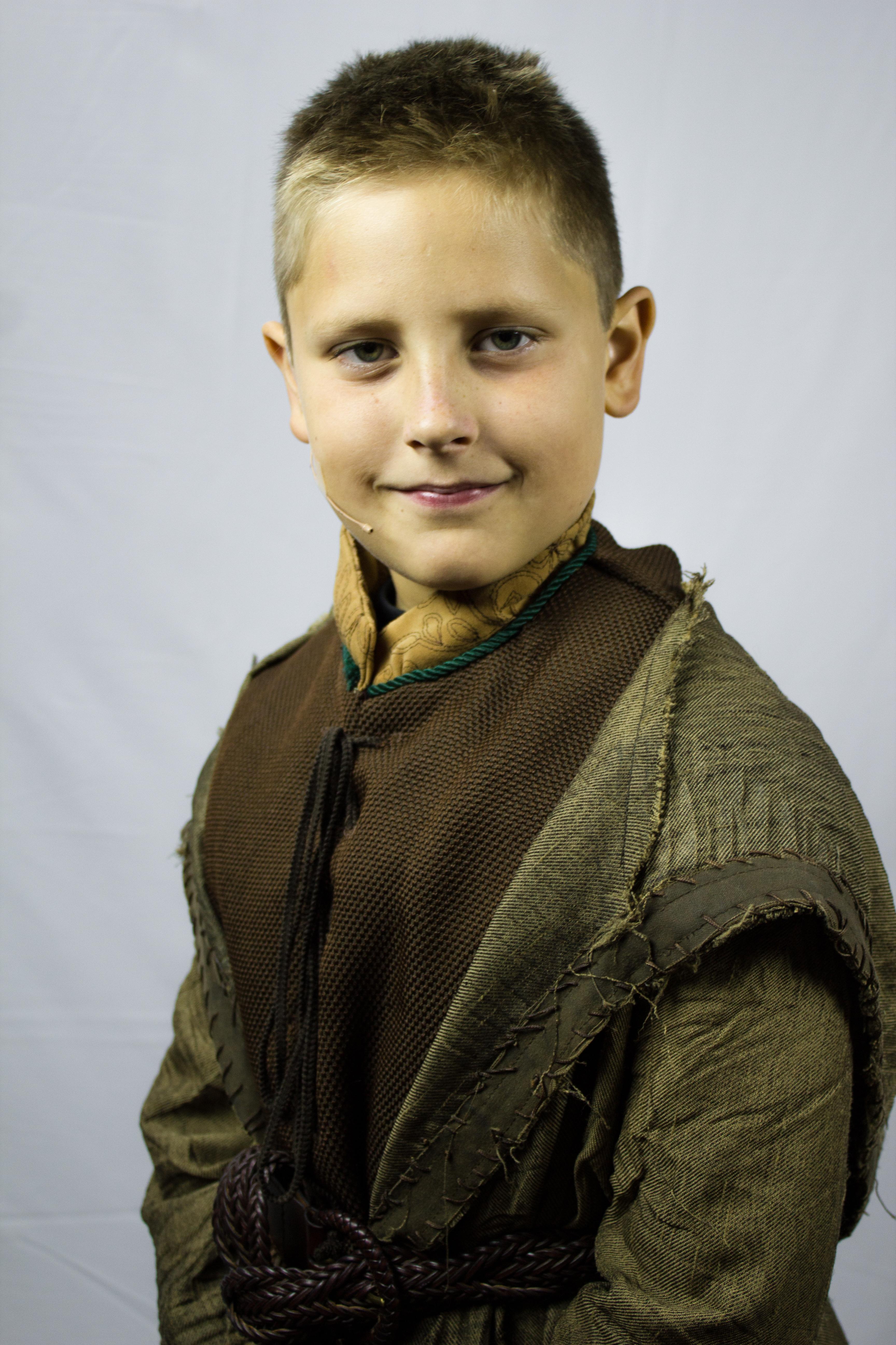 Boy Who Cried Wolf Quinn