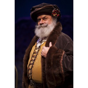 Narnia LWW Father Christmas Outfit Vs1 2