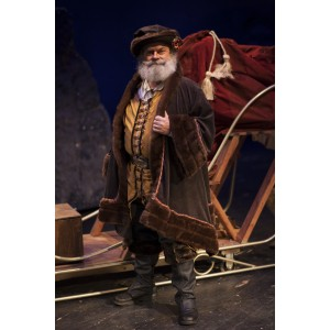 Narnia LWW Father Christmas Outfit Vs1