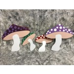 Alice – Mushrooms props