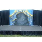 Blue Curtain small 2