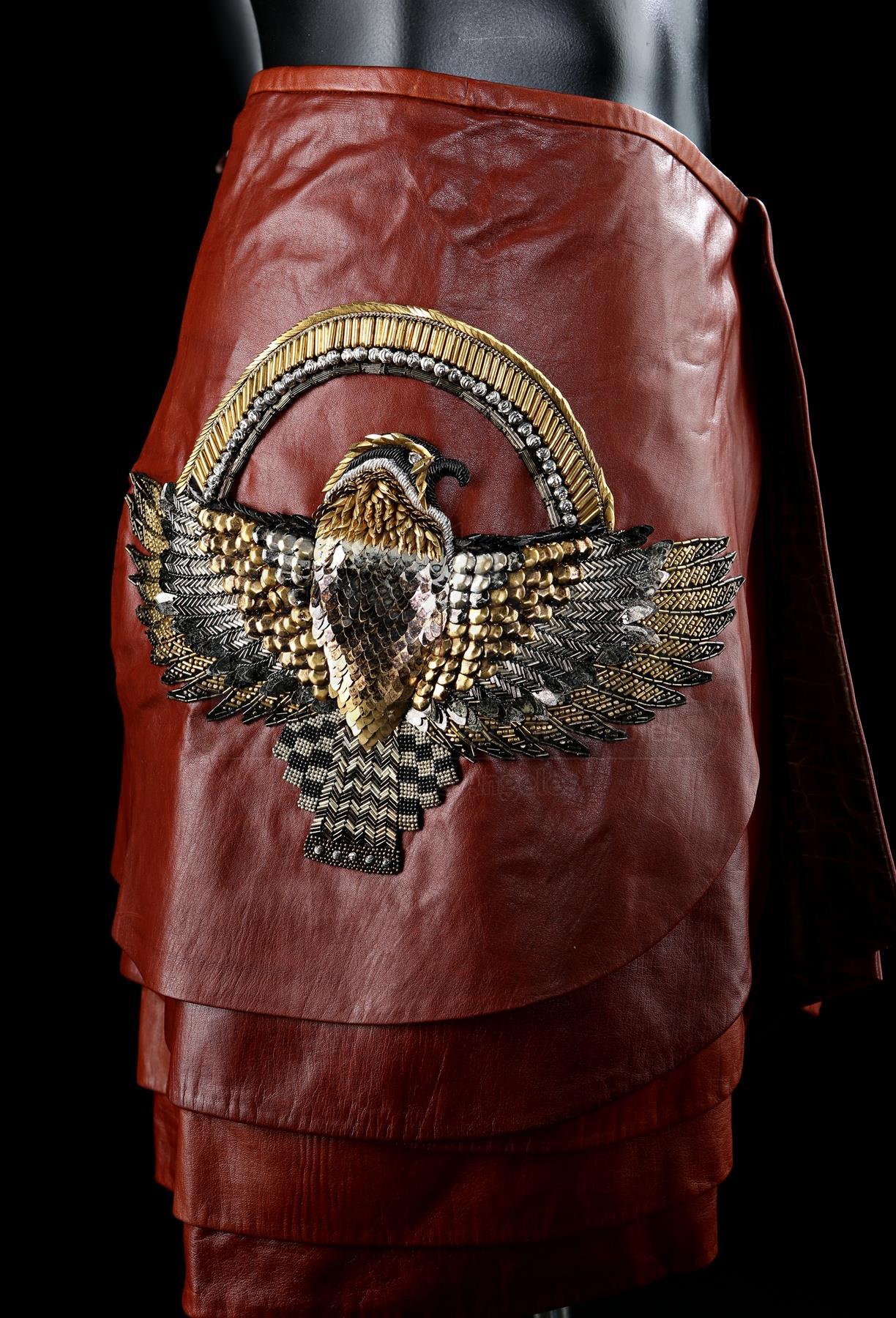 Egyptian Tunic and Gauntlets