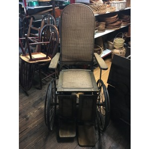 Wheel chair, Vintage