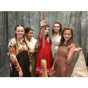 Annie, Orphan Costumes