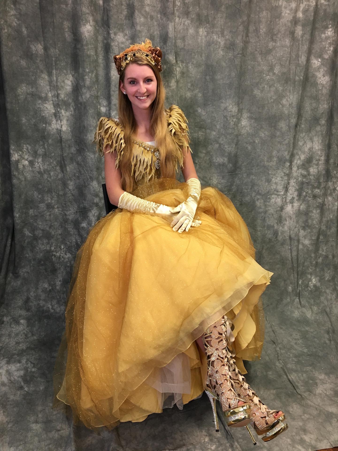 Yellow Fantasy Fairy vs1