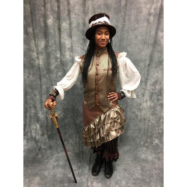 Steampunk Costume Female 1