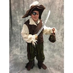Pirate Male Costume vs1
