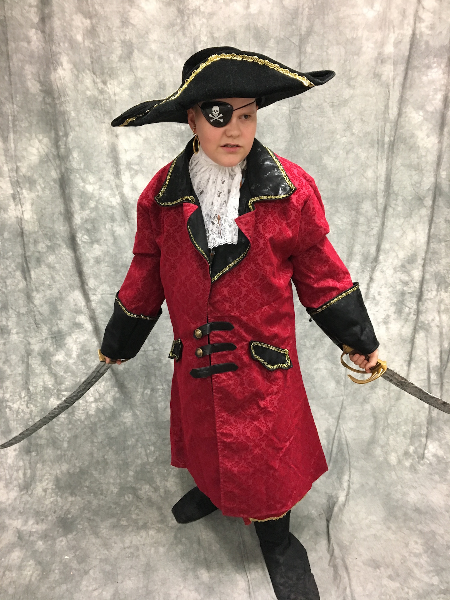 Pirate Male Costume vs2