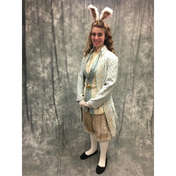 Alice Late Rabbit Costume