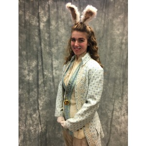 Alice Late Rabbit Costume