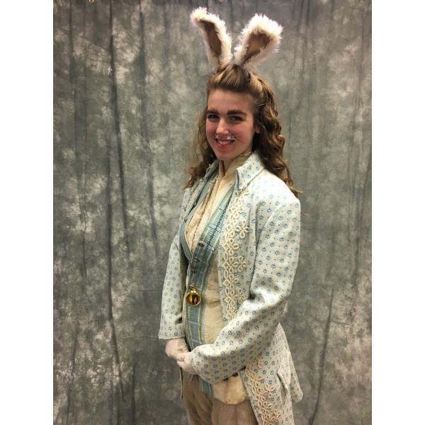 Alice Late Rabbit Costume 2
