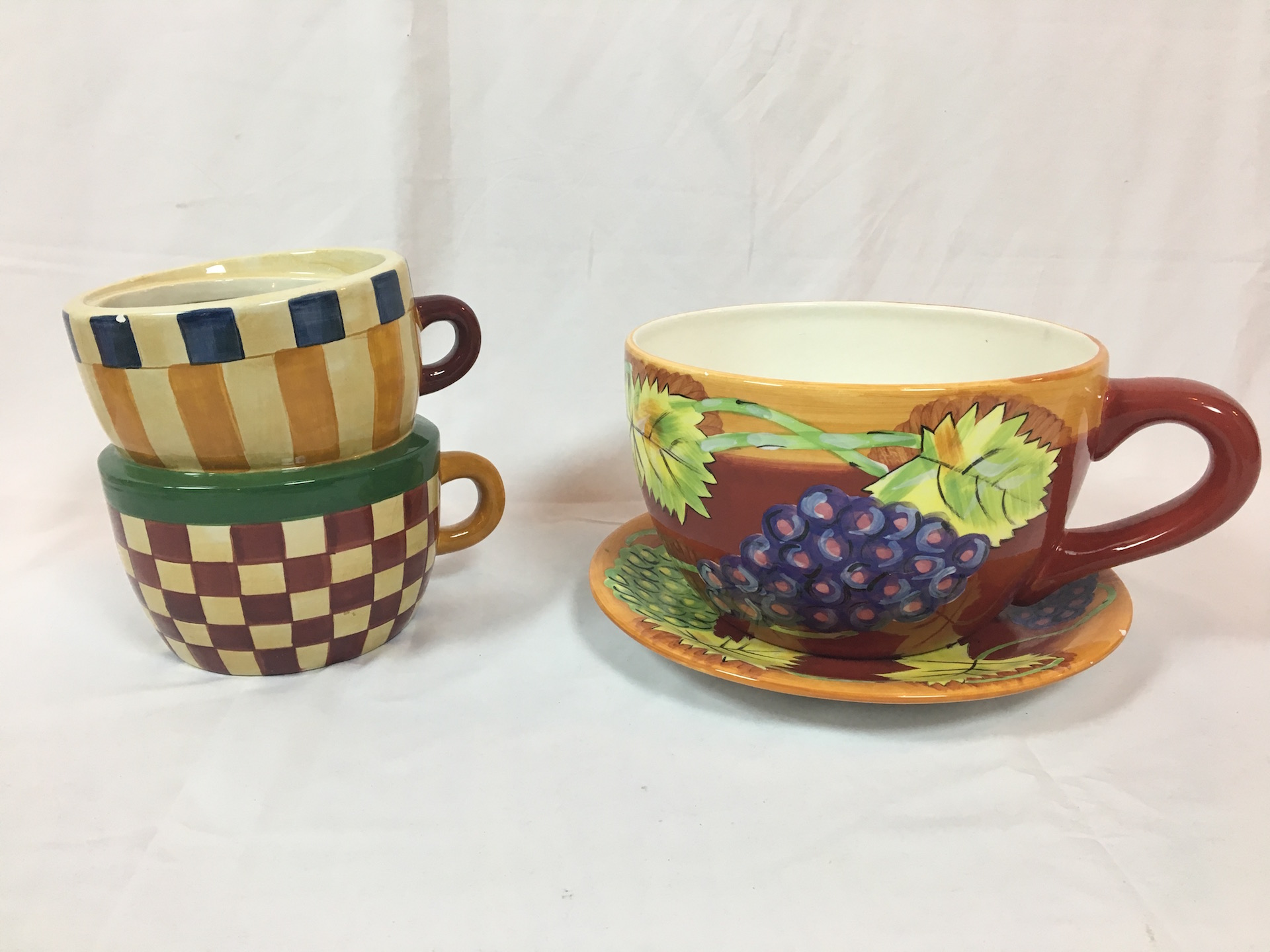Alice, Oversized Unique Teacups