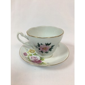 Alice, Teacup and Saucer