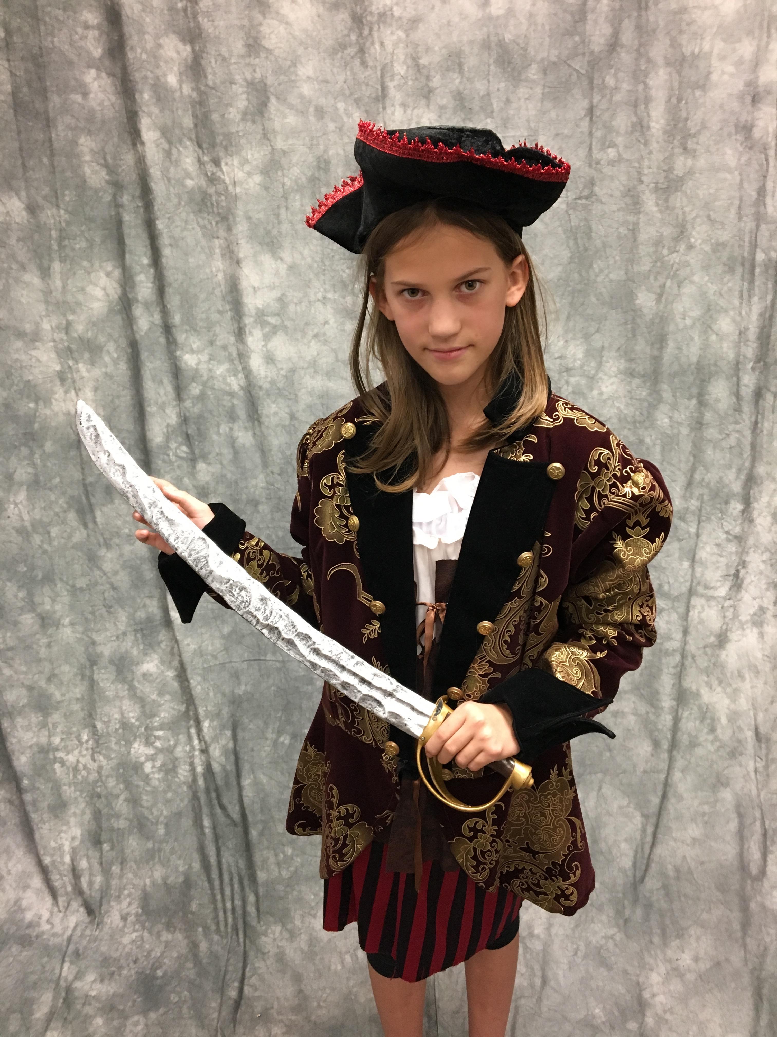 Pirate Female Costume vs2