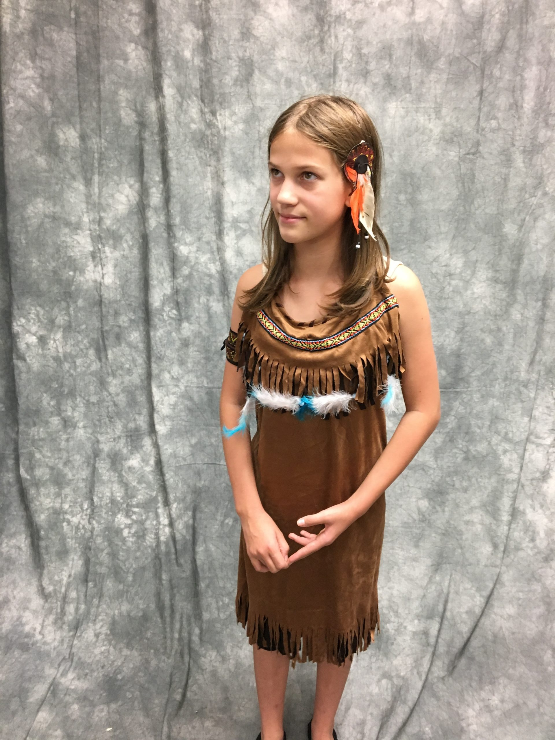 Native American Female Costume
