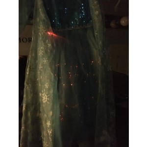 Frozen Elsa Costume vs2