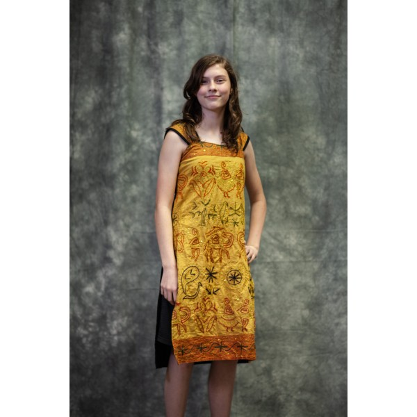 Lion King Dress