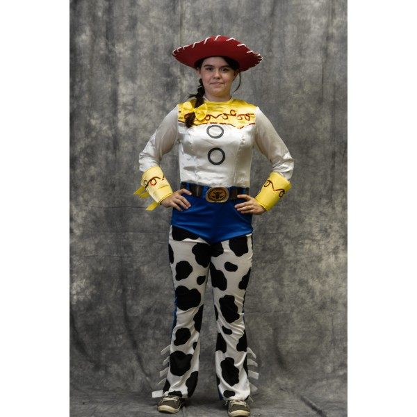 Toy Story Jessie Teen Costume