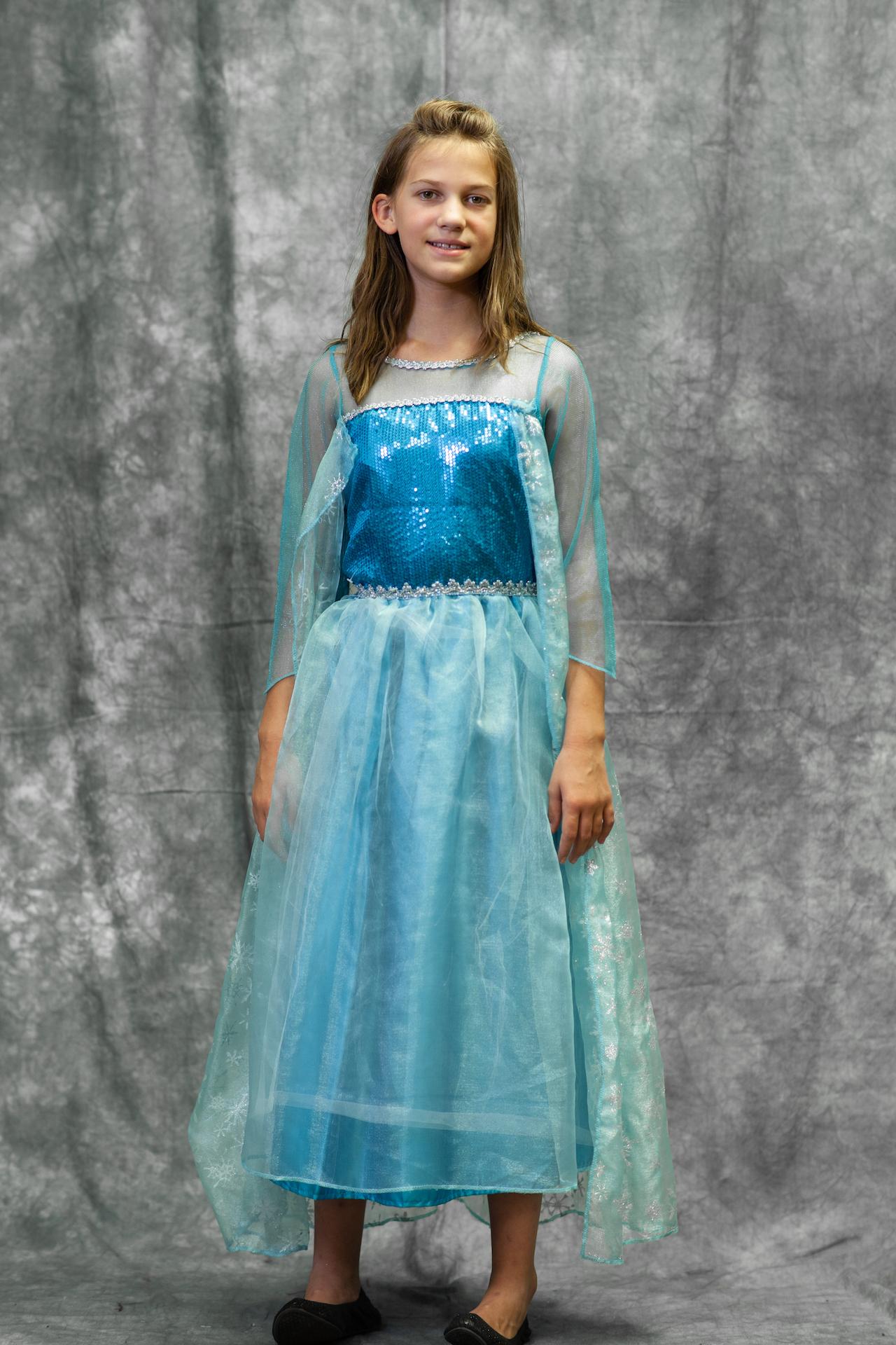 Frozen Elsa Costume vs2