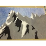 Mulan Snow Mountain Backdrop 1