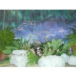 Waterlillies w Gazebo 2