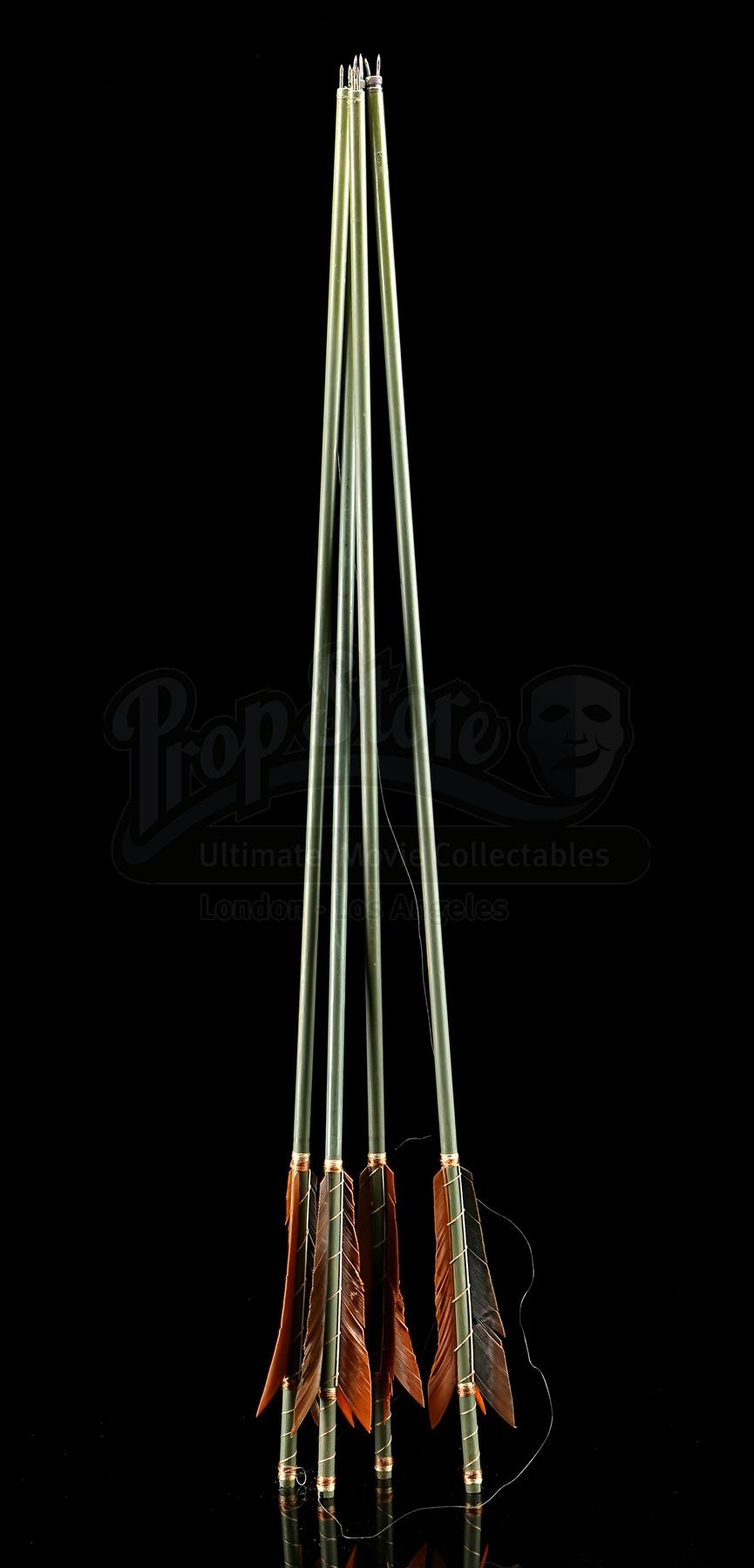 Egyptian Arrows