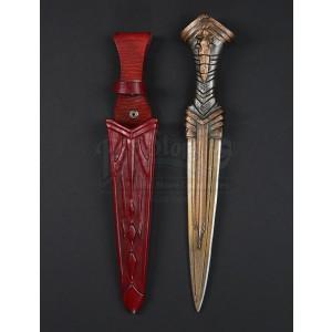 Egyptian Dagger, Red