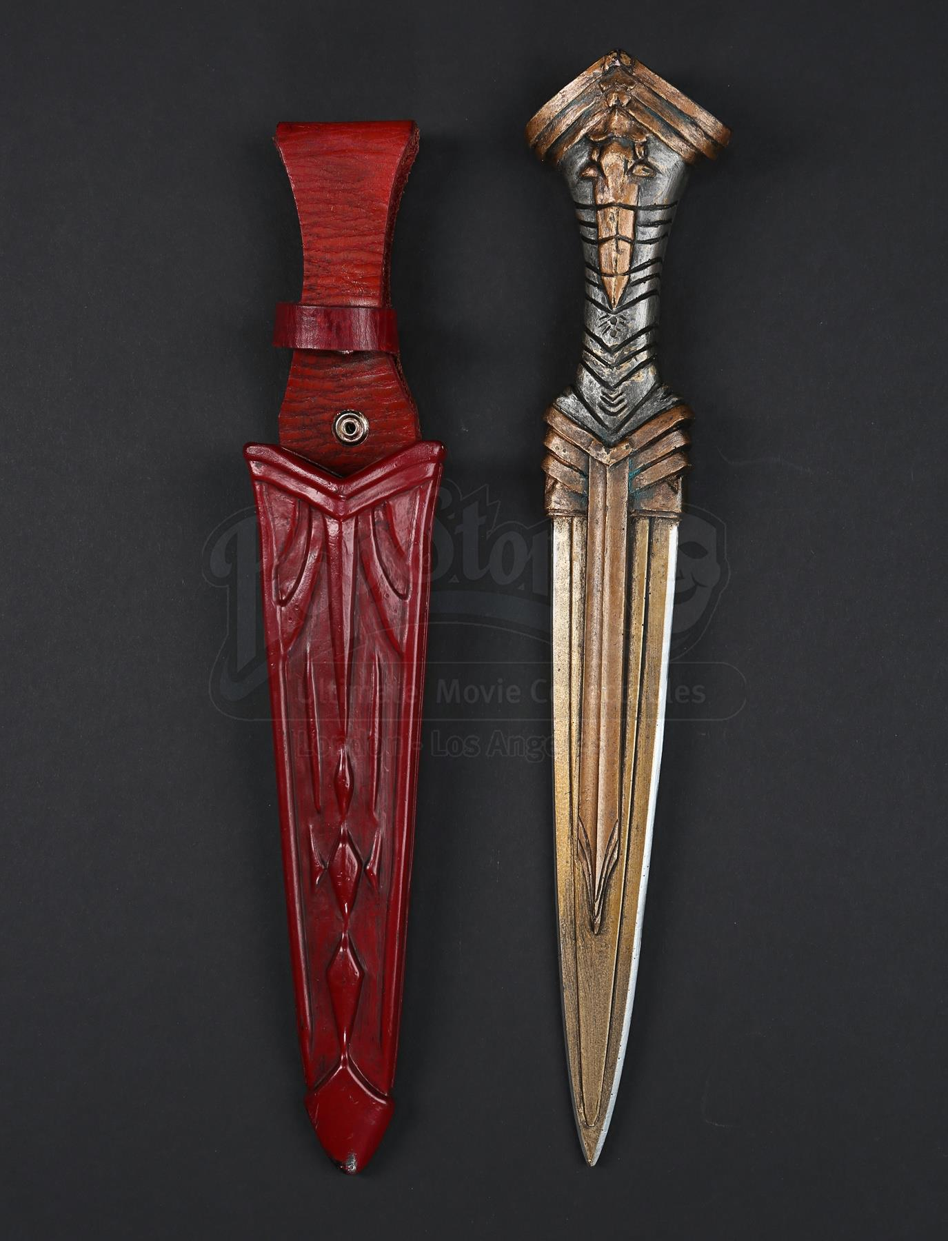 Egyptian Dagger, Red