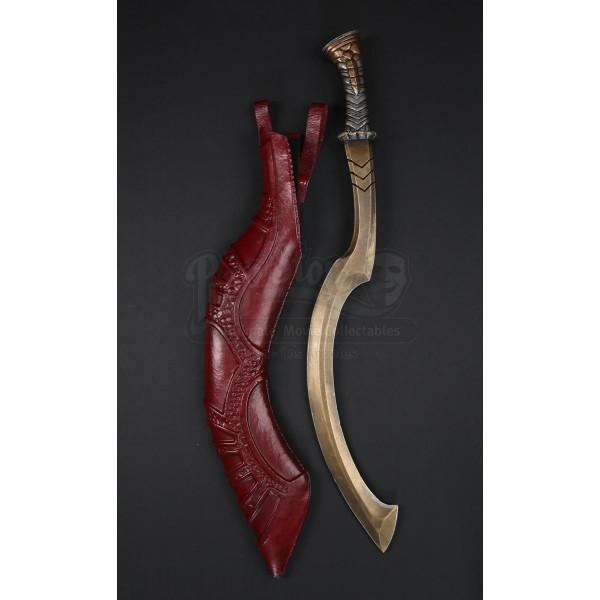 Egyptian Kopesh Sword