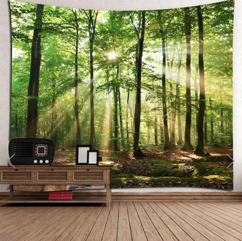 Susan's Forest Backdrop