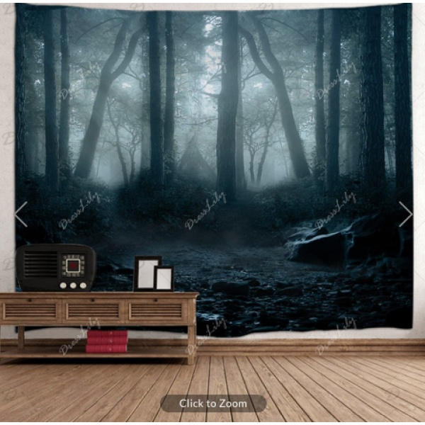 Telmarine Forest Backdrop