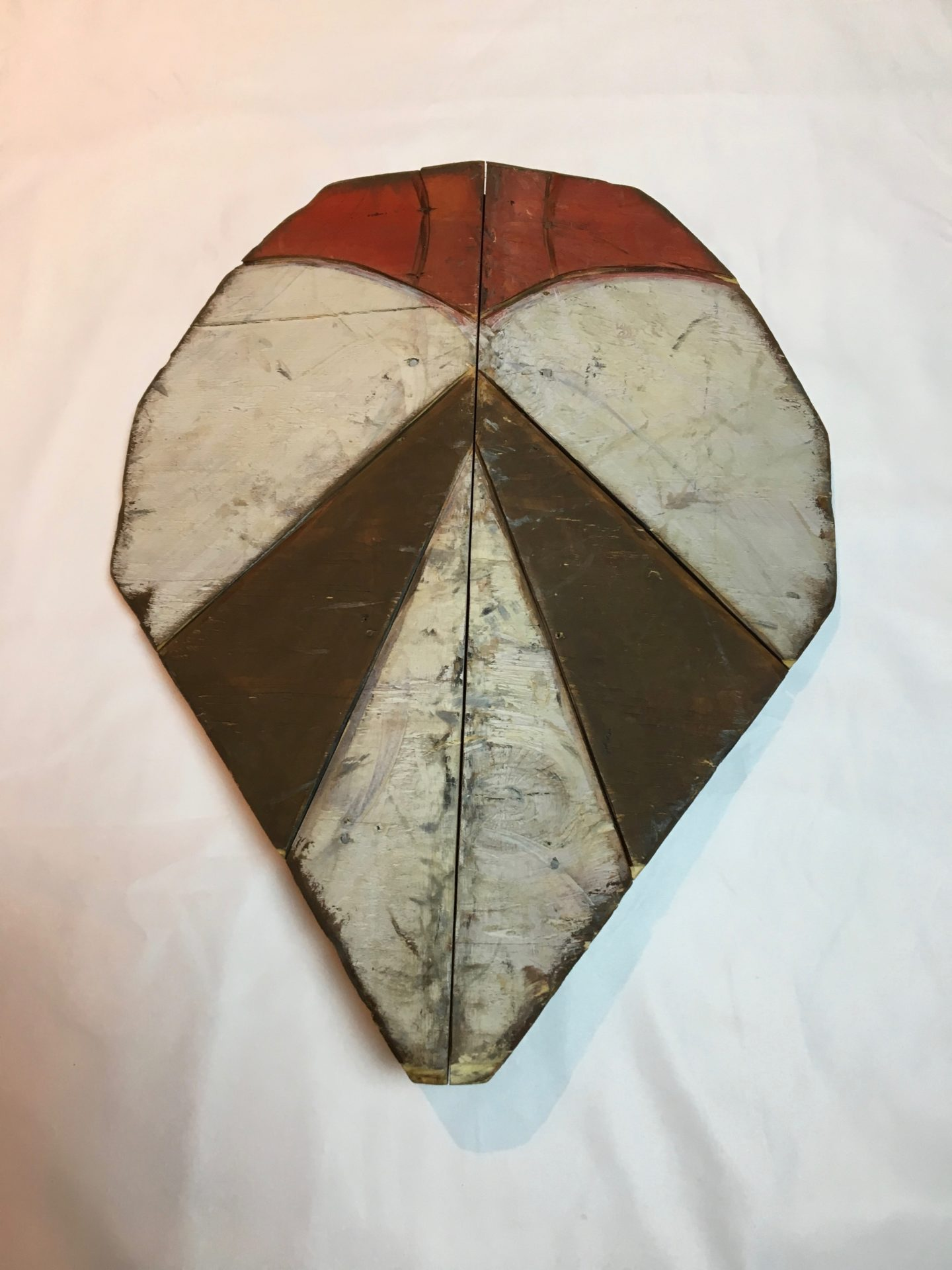 Shield, Wooden Small