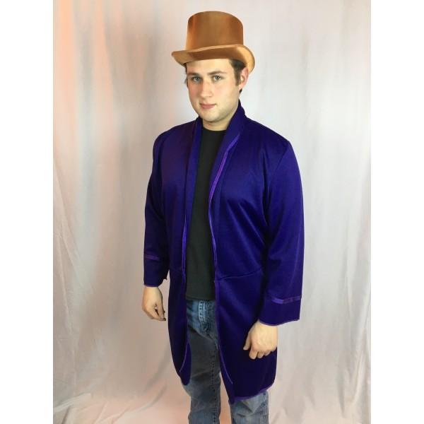 Willy Wonka Costume 2