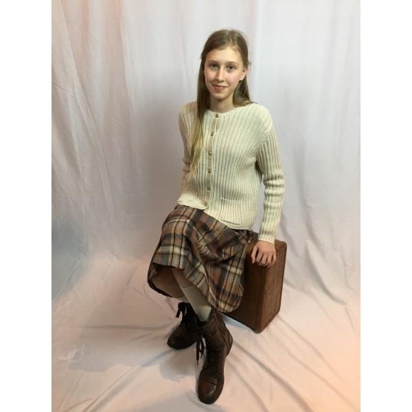 Narnia LWW Susan Pevensie Wartime Costume 2