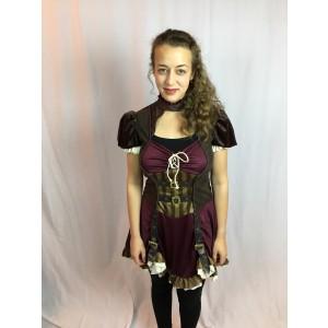 Steampunk Costume Female 2 2