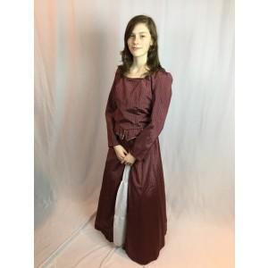 Narnia, PC Susan Pevensie Purple Dress 2
