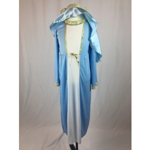 Biblical Robe Child Outfit, Baby Blue