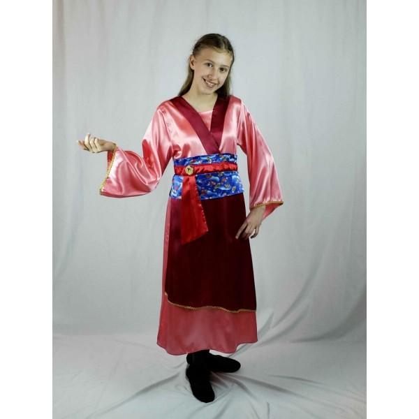Mulan Child Costume