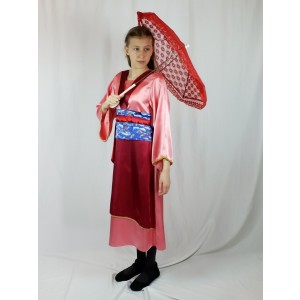 Mulan Child Costume