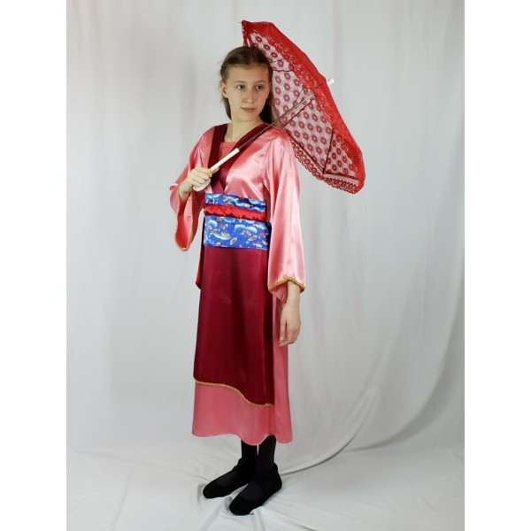 Mulan Child Costume 2