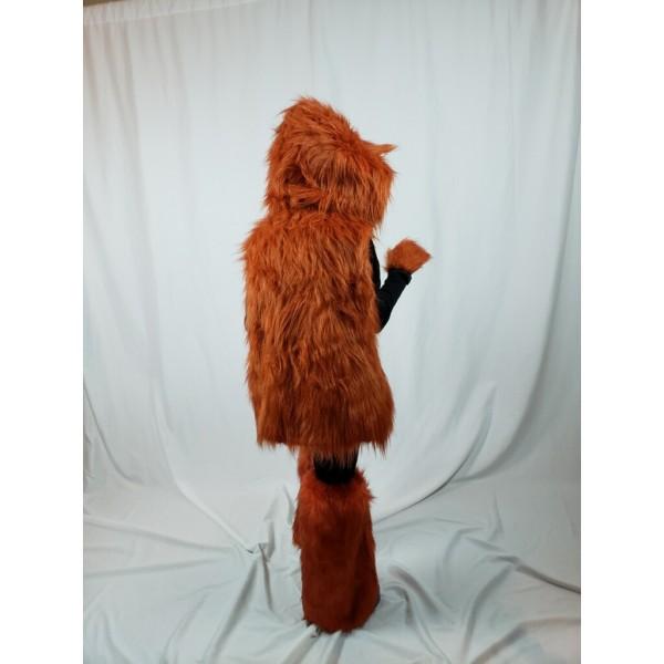 Fox Child Costume 2