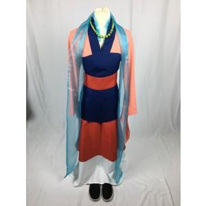 Mulan Matchmaker Outfit