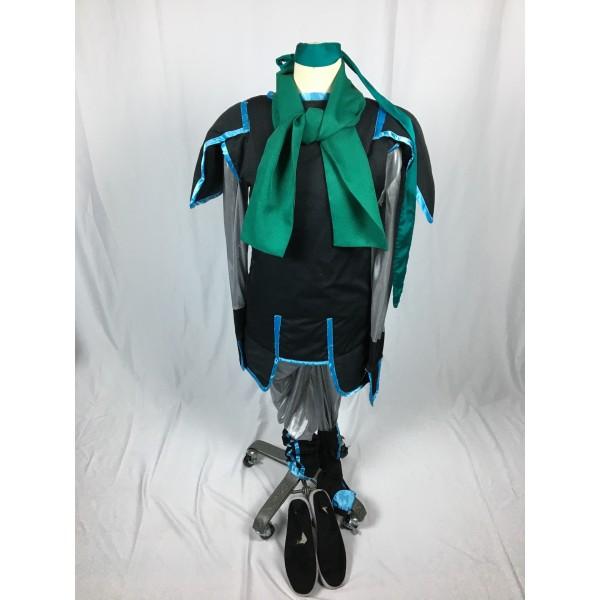 Mulan Warrior Outfit