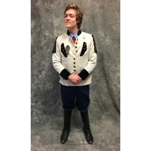 Frozen Prince Hans Outfit 1