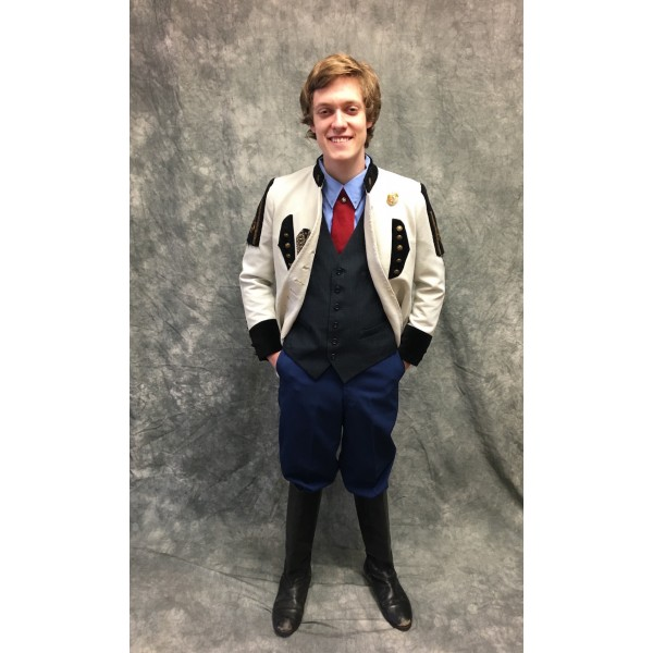 Frozen Prince Hans Outfit 1 2