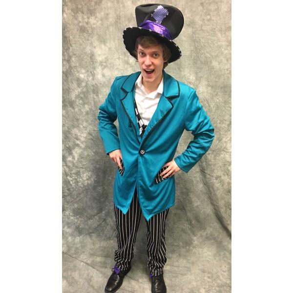 Mad Hatter Costume 3