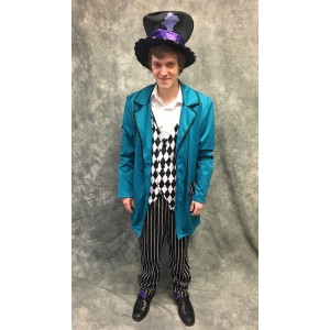 Mad Hatter Costume 3