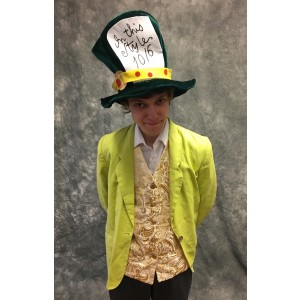 Mad Hatter Costume 4