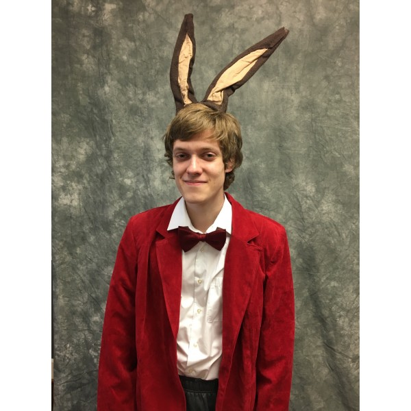 Alice March Hare Costume 2